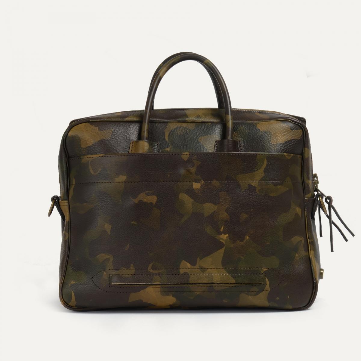 Zeppo Business bag - Camo (image n°3)