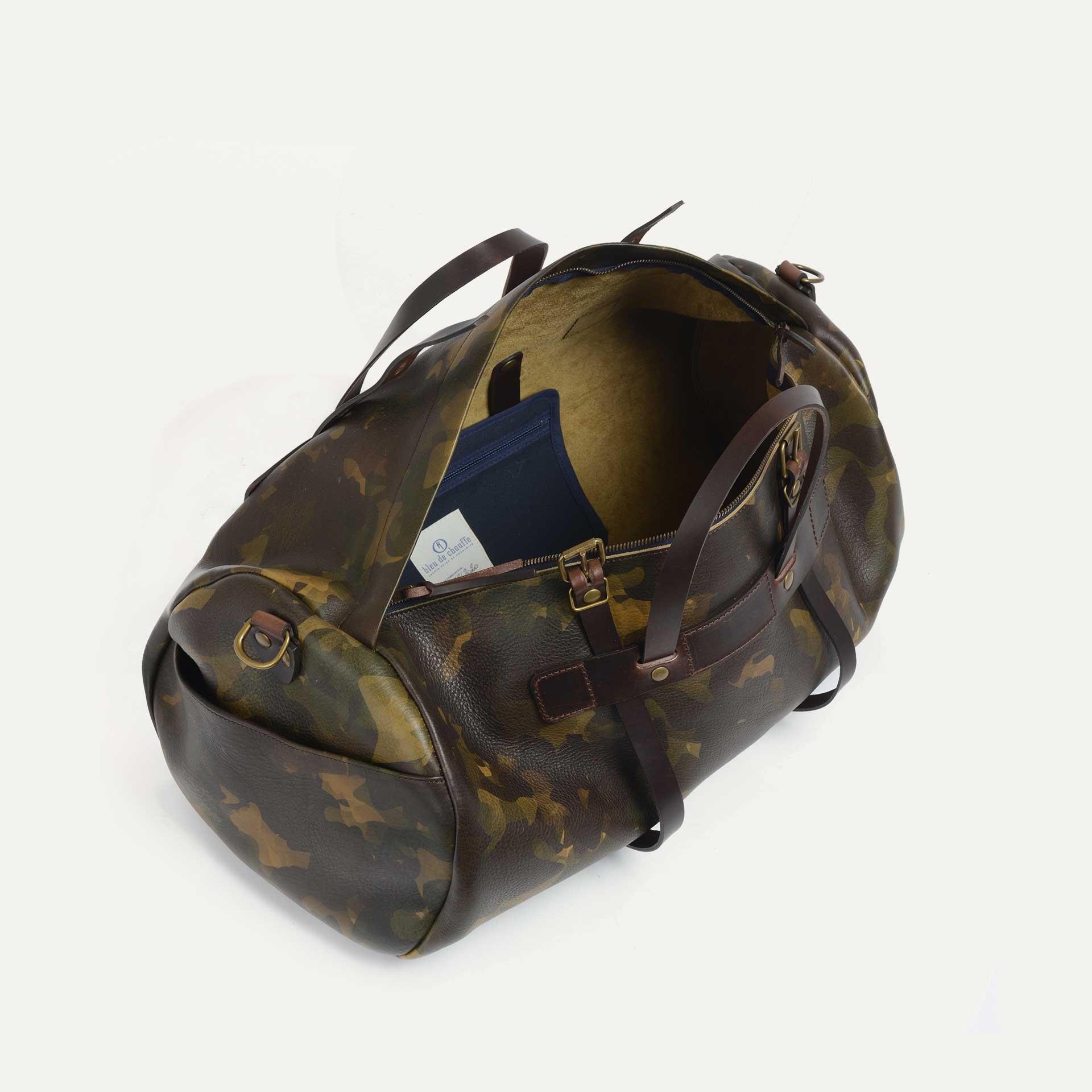 Bivouac travel bag - Camo (image n°4)
