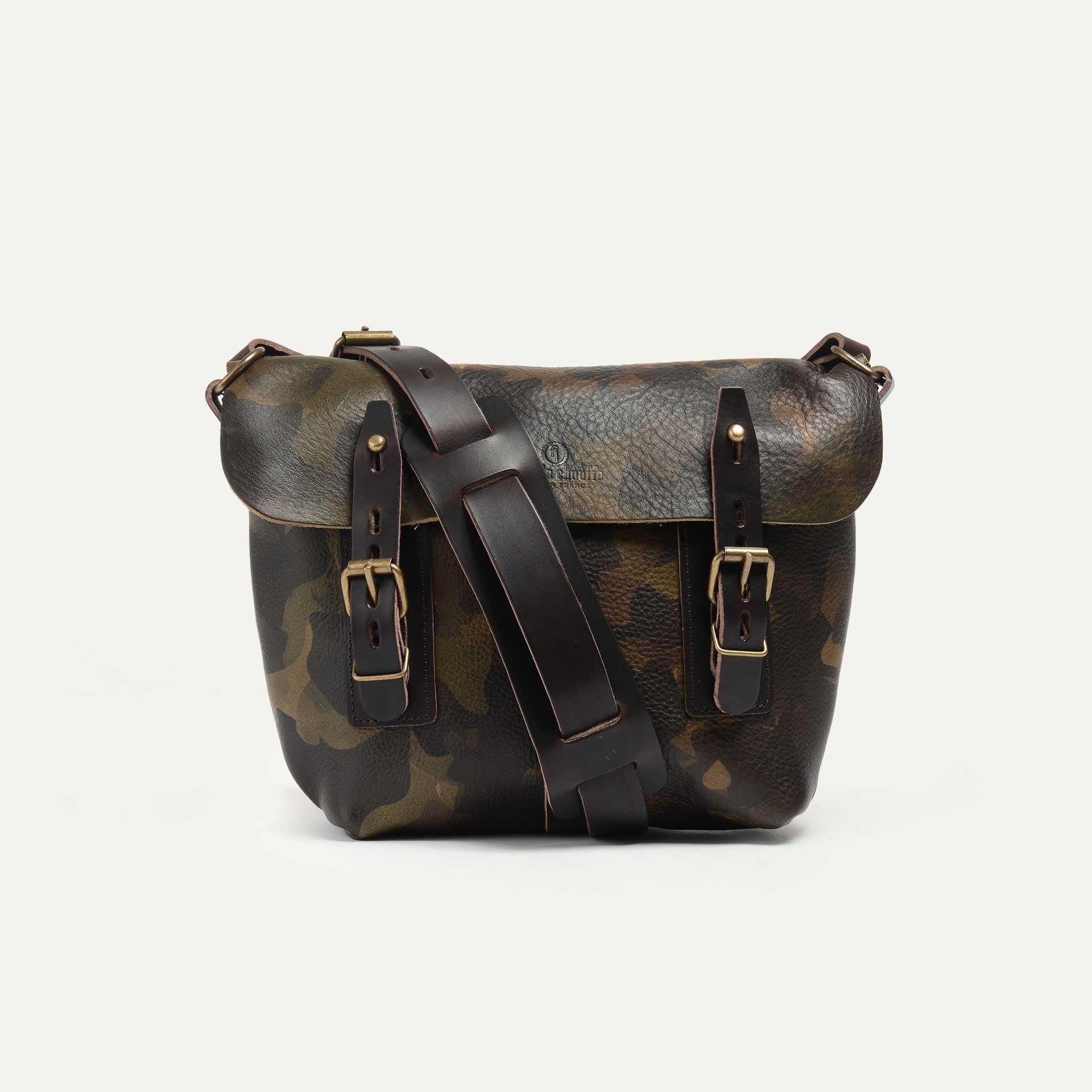 Louis Satchel bag - Camo (image n°1)