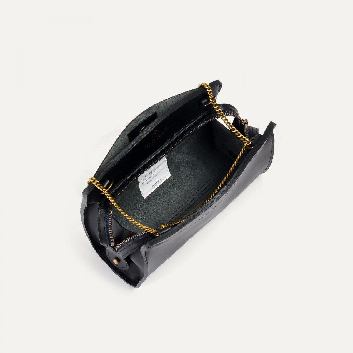 Pochette zippée Origami S - Noir (image n°5)