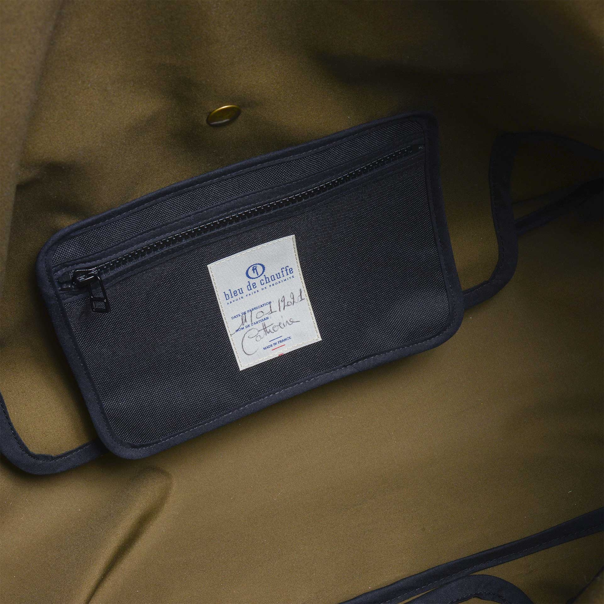 Cabine Travel bag - Camo (image n°4)