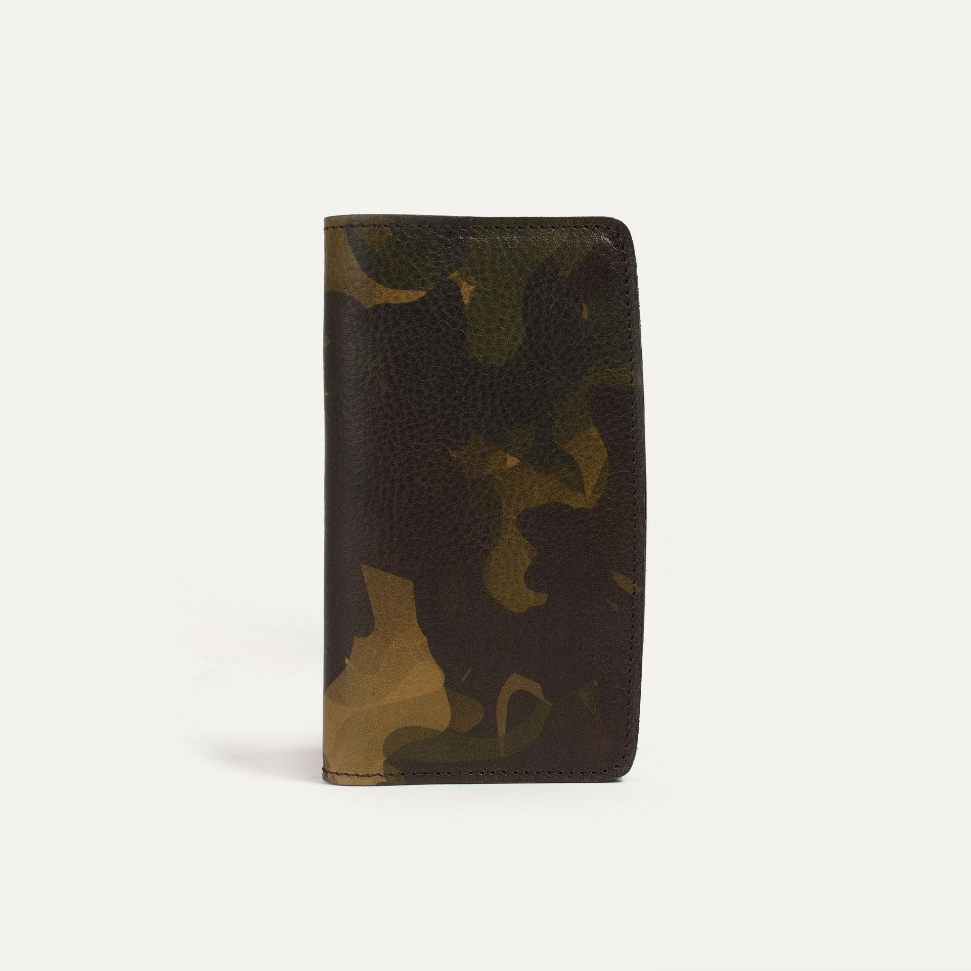 Maltese wallet - Camo (image n°1)