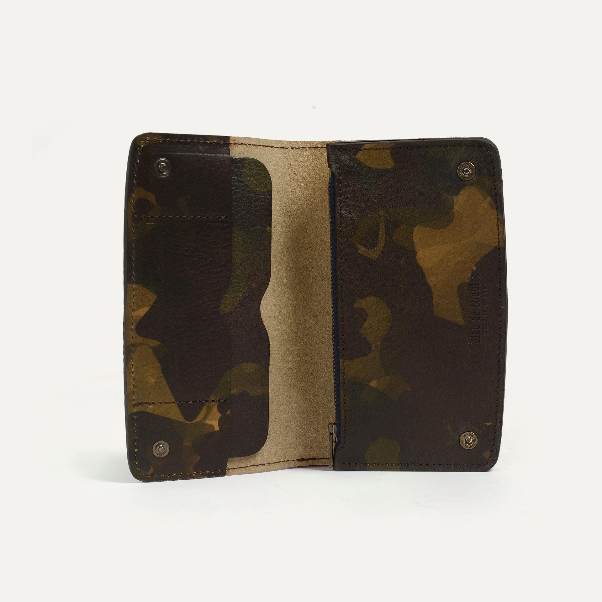 Maltese wallet - Camo (image n°3)