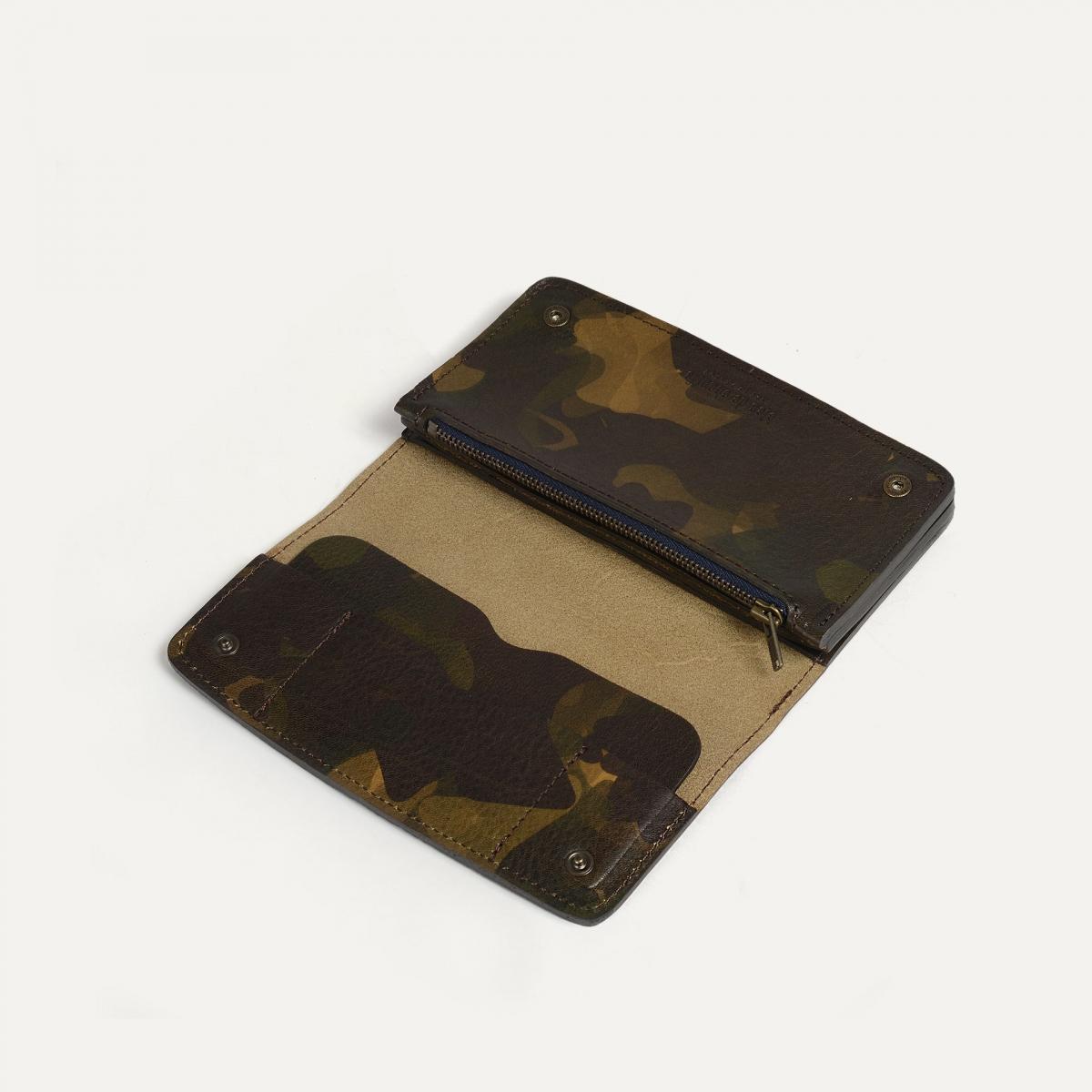 Maltese wallet - Camo (image n°4)
