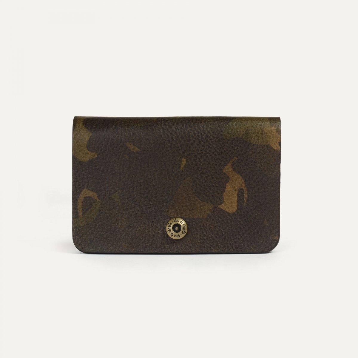 Grisbi wallet - Camo (image n°1)