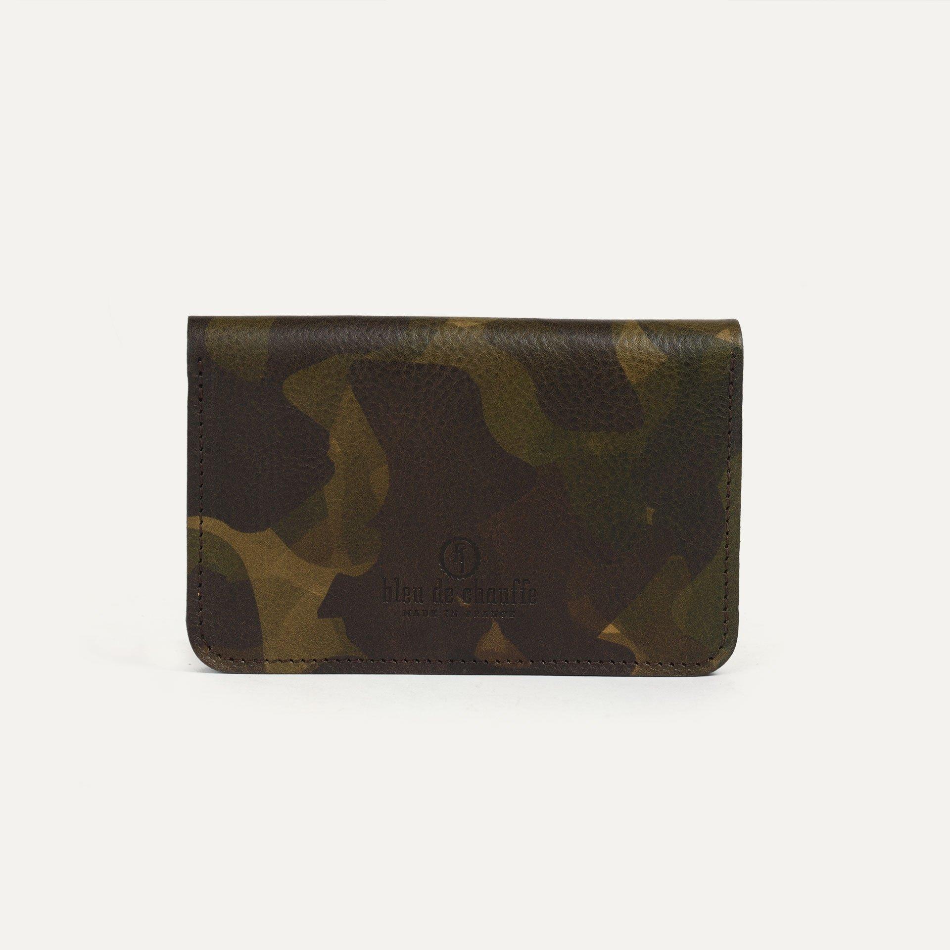 Grisbi wallet - Camo (image n°2)