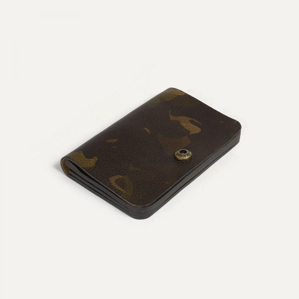 Grisbi wallet - Camo (image n°3)