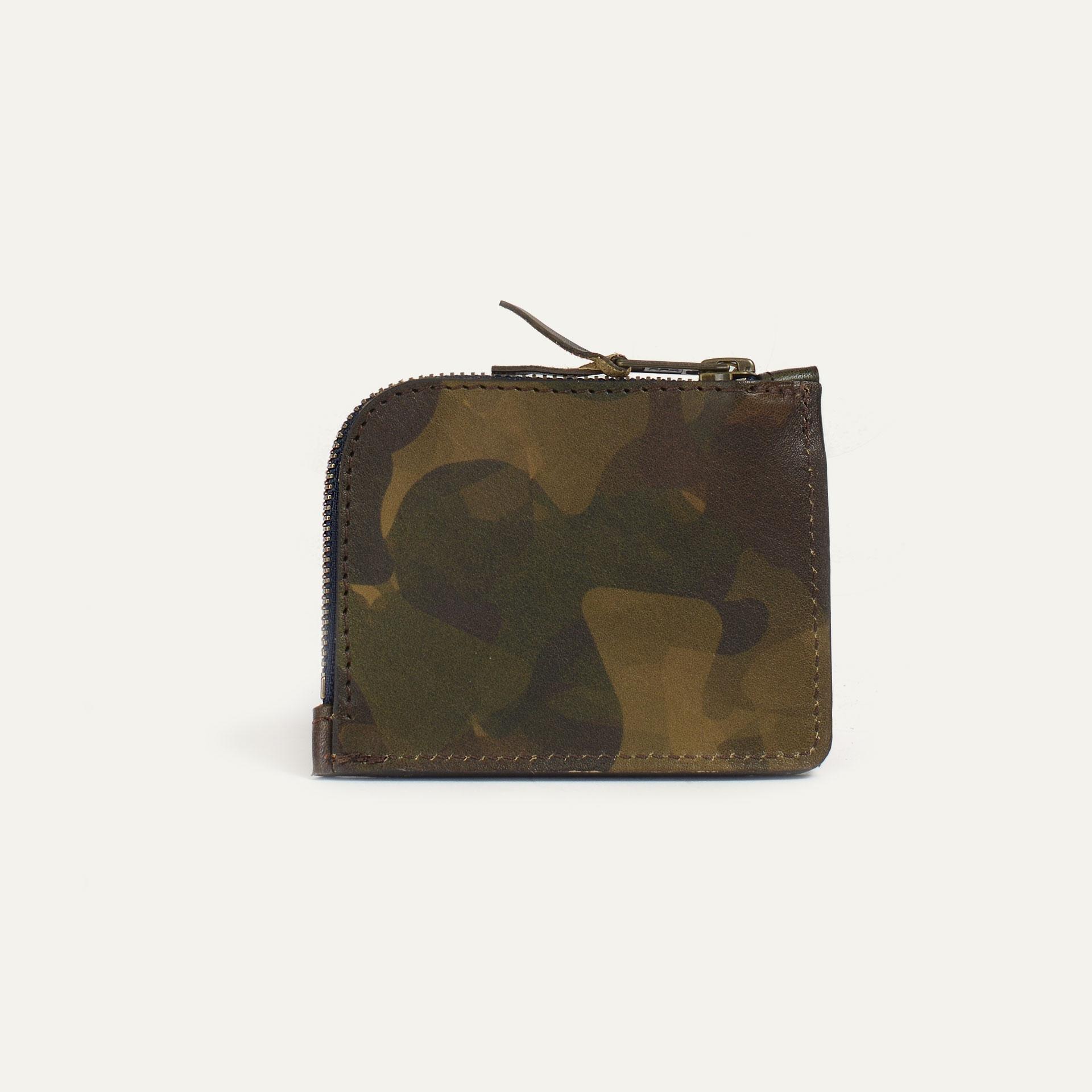 As zippered purse / M - Camo (image n°2)