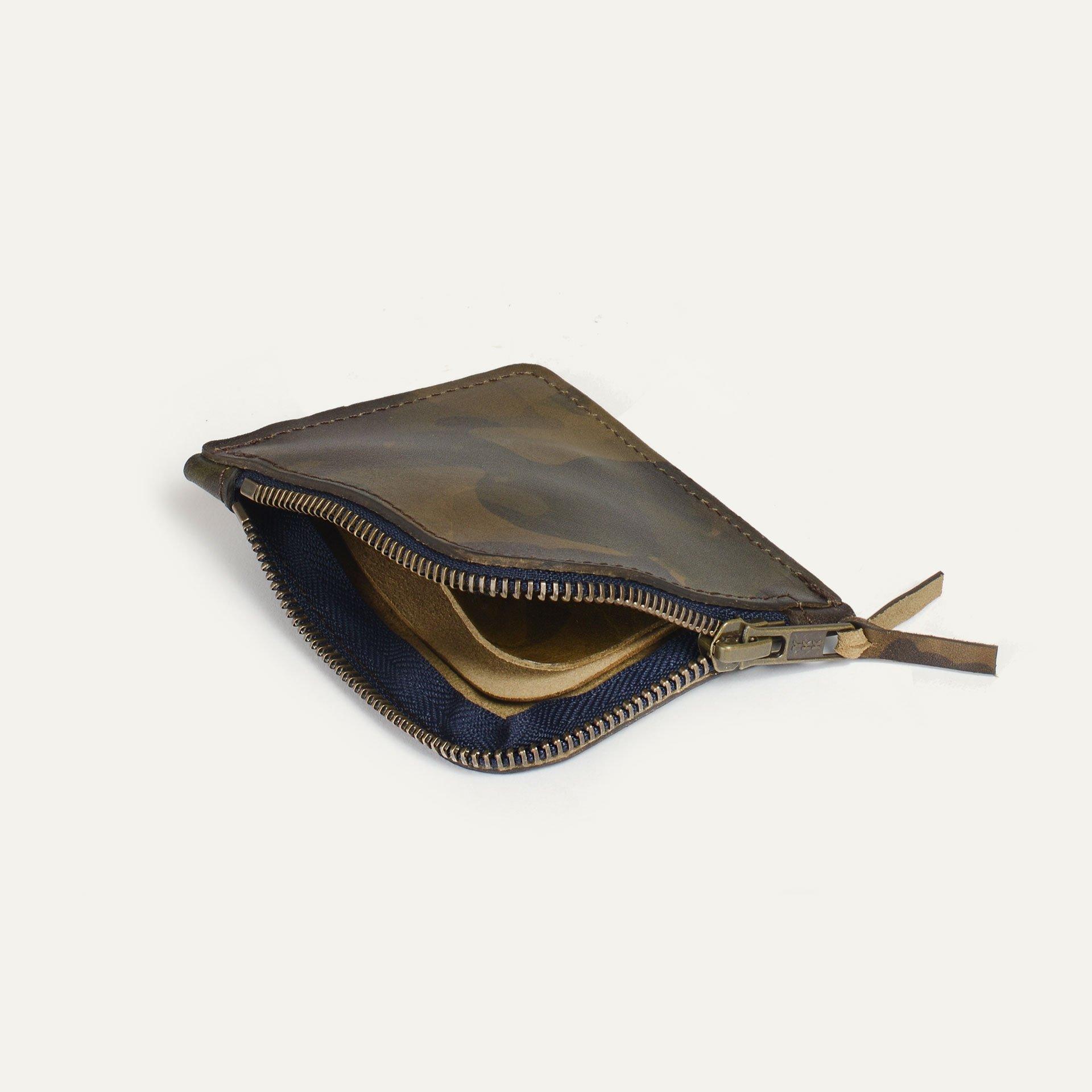 Porte monnaie zippé As / M - Camo (image n°3)