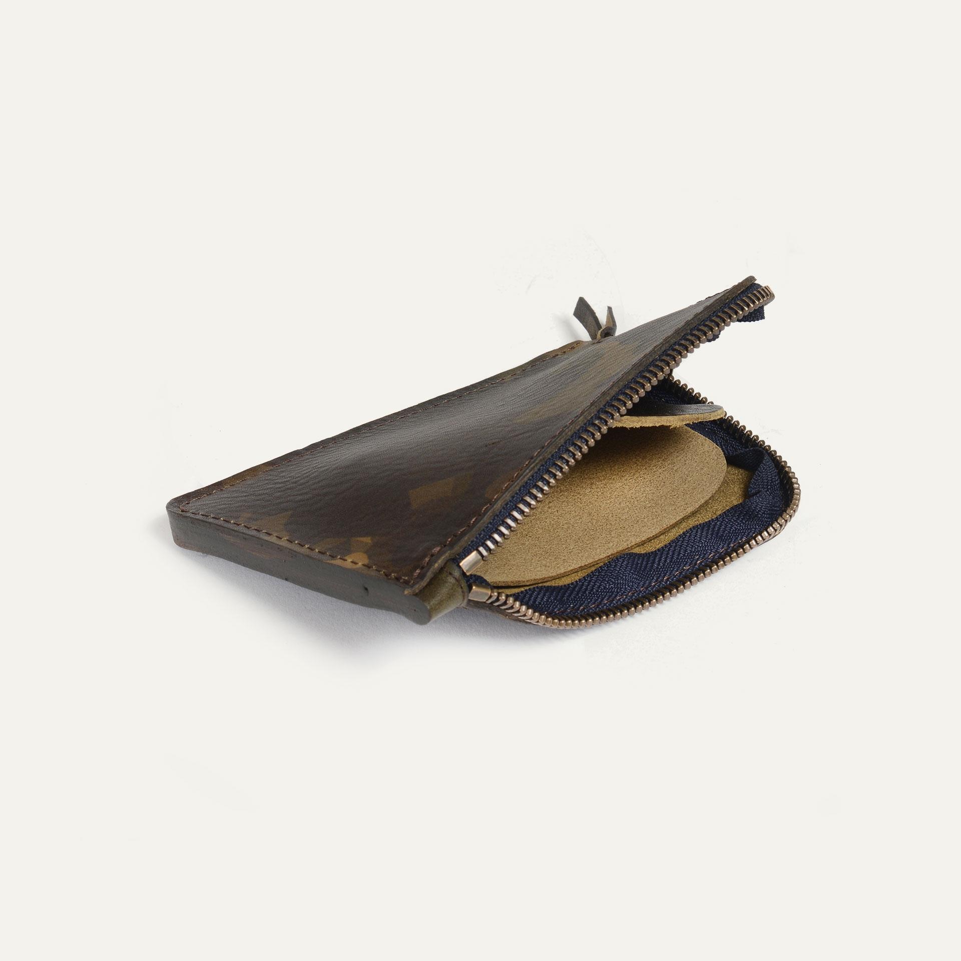 Pognon zippered purse  / L - Camo (image n°3)