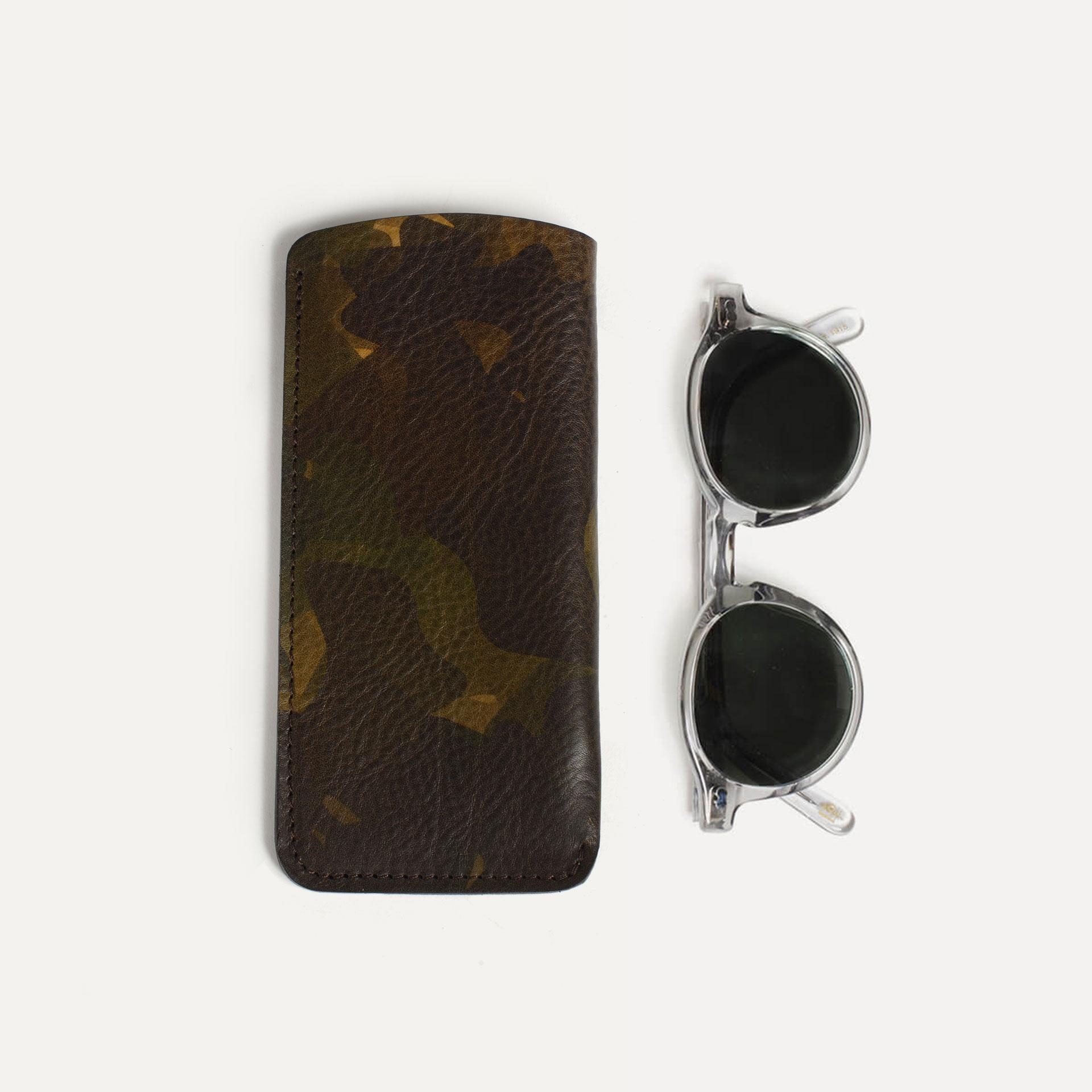 Binocle glasses case - Camo (image n°1)