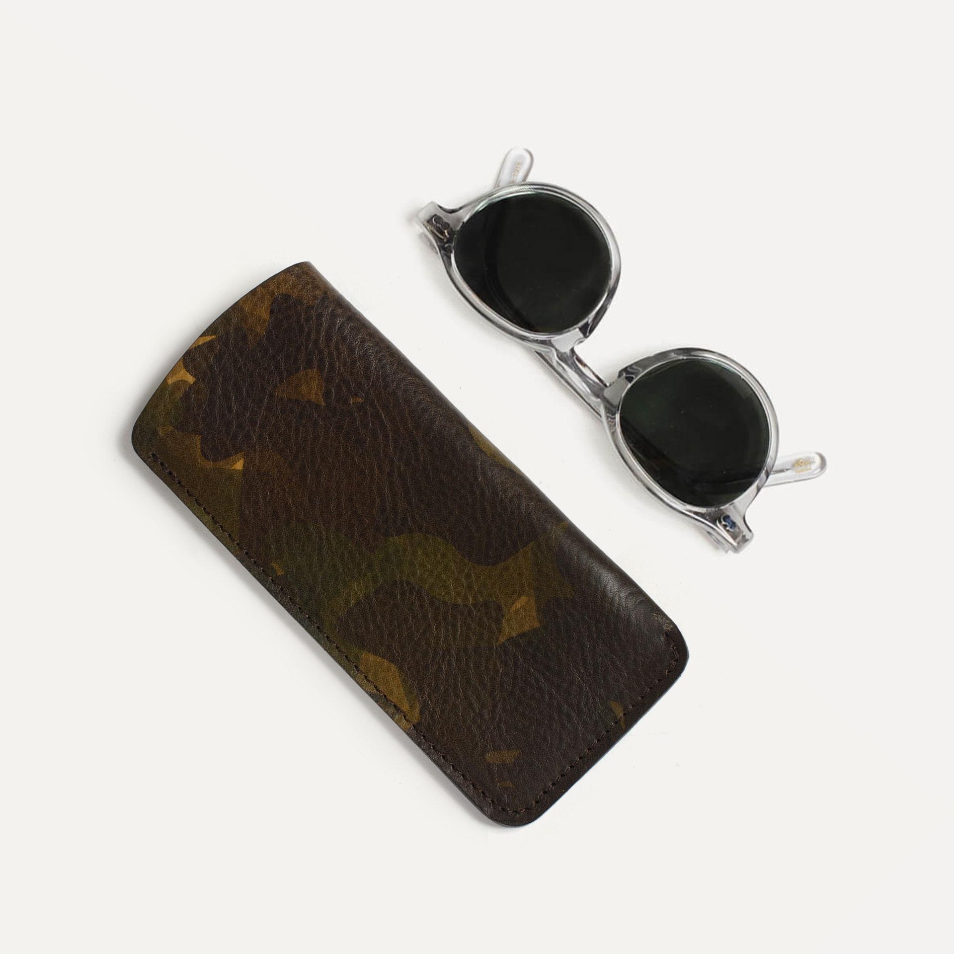 Binocle glasses case - Camo (image n°3)
