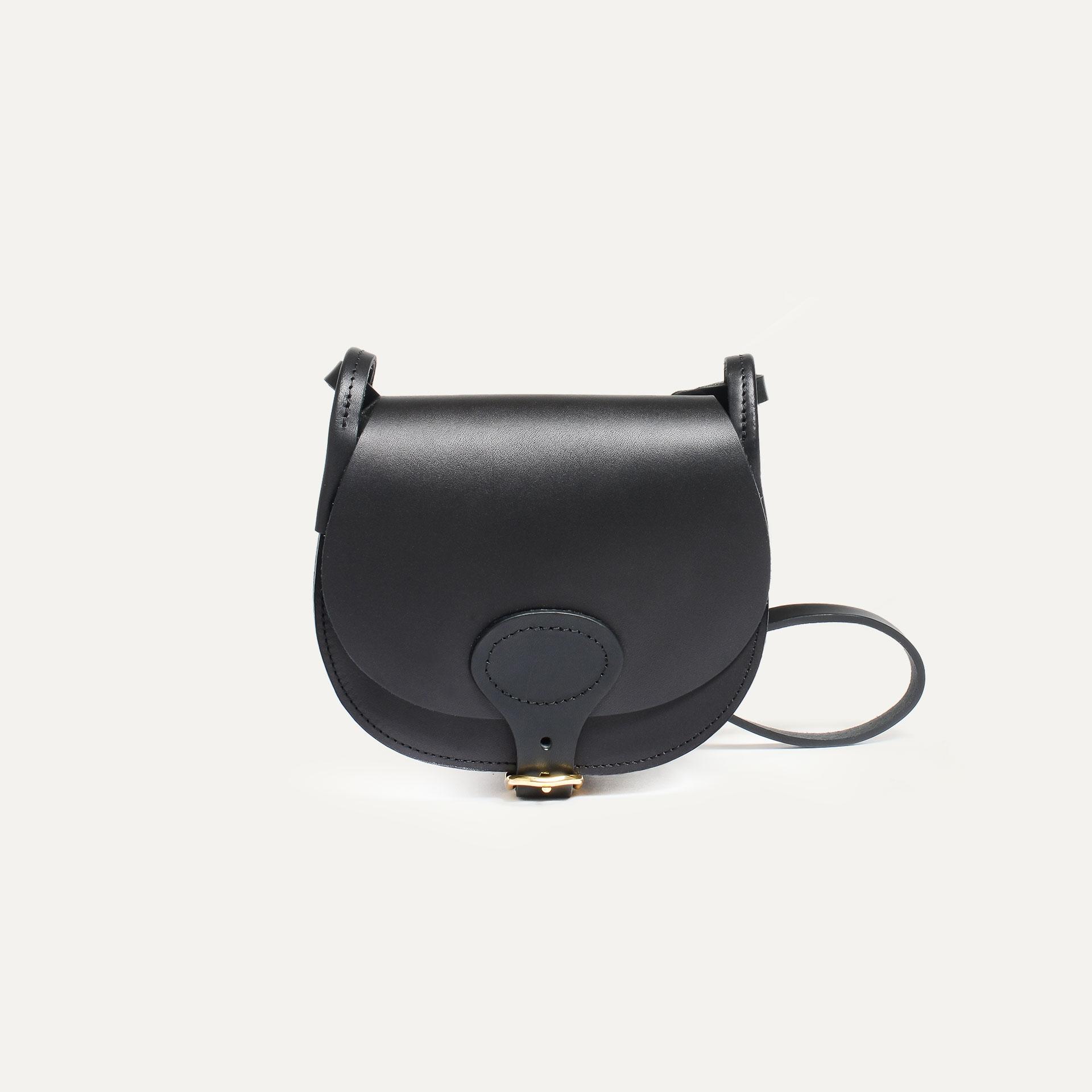 Diane S Gibecière bag - Black (image n°1)
