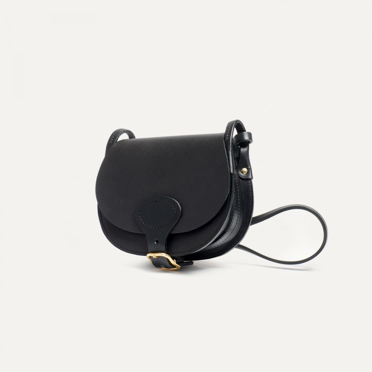 Diane S Gibecière bag - Black (image n°2)
