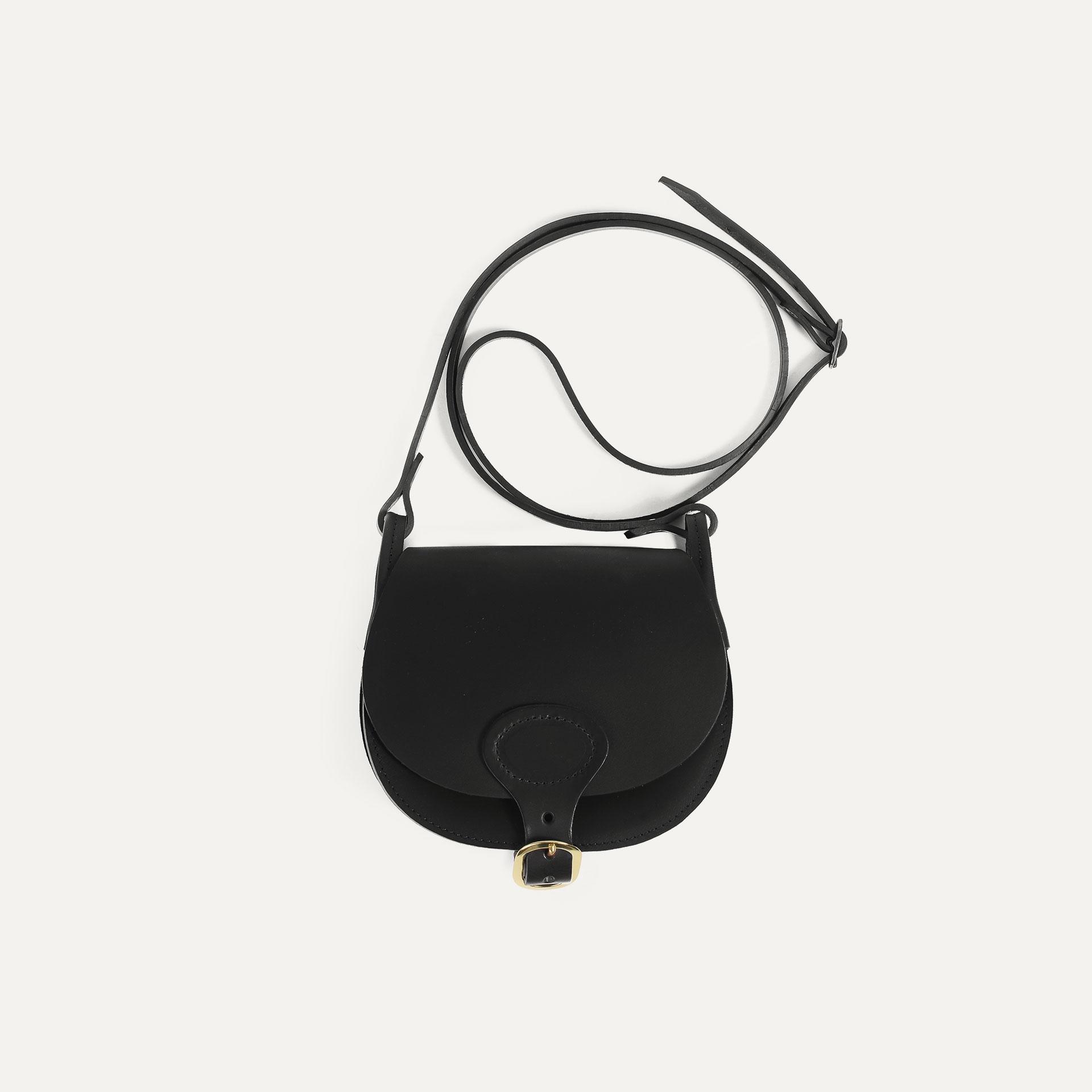 Diane S Gibecière bag - Black (image n°3)