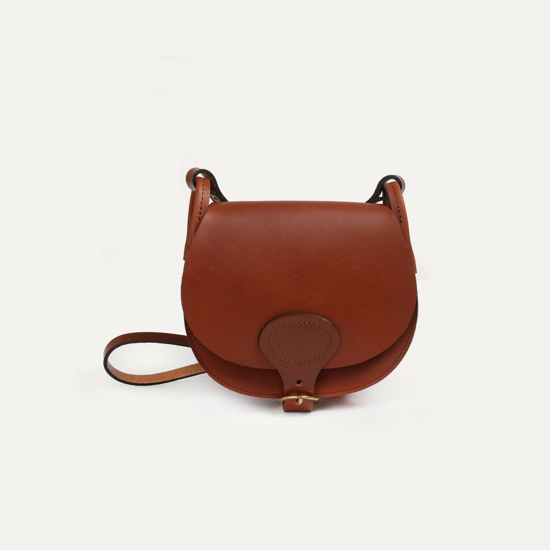 Diane S Gibecière bag - Rust (image n°1)