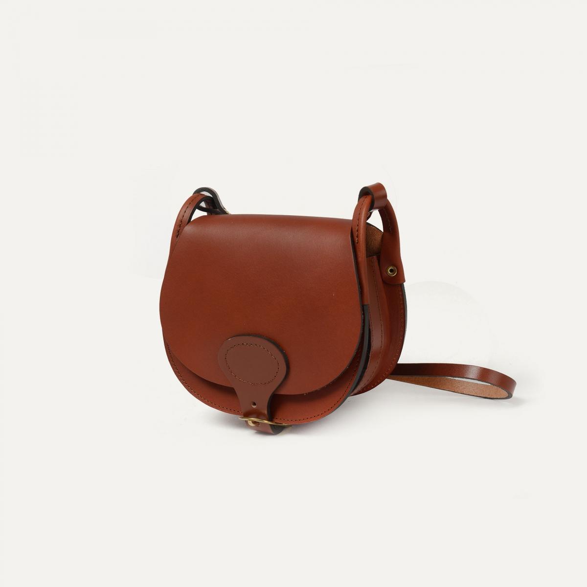 Diane S Gibecière bag - Rust (image n°2)