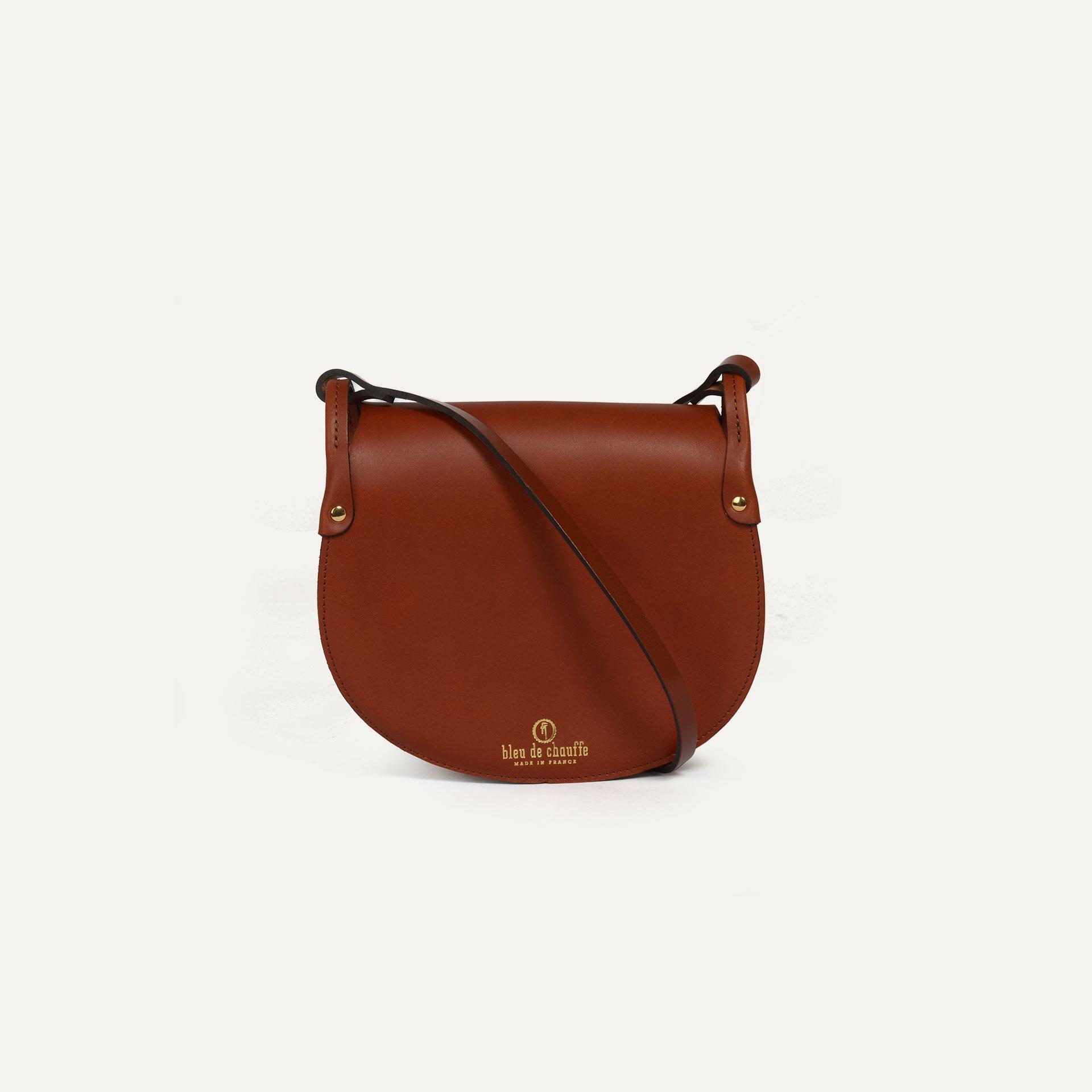 Diane S Gibecière bag - Rust (image n°3)