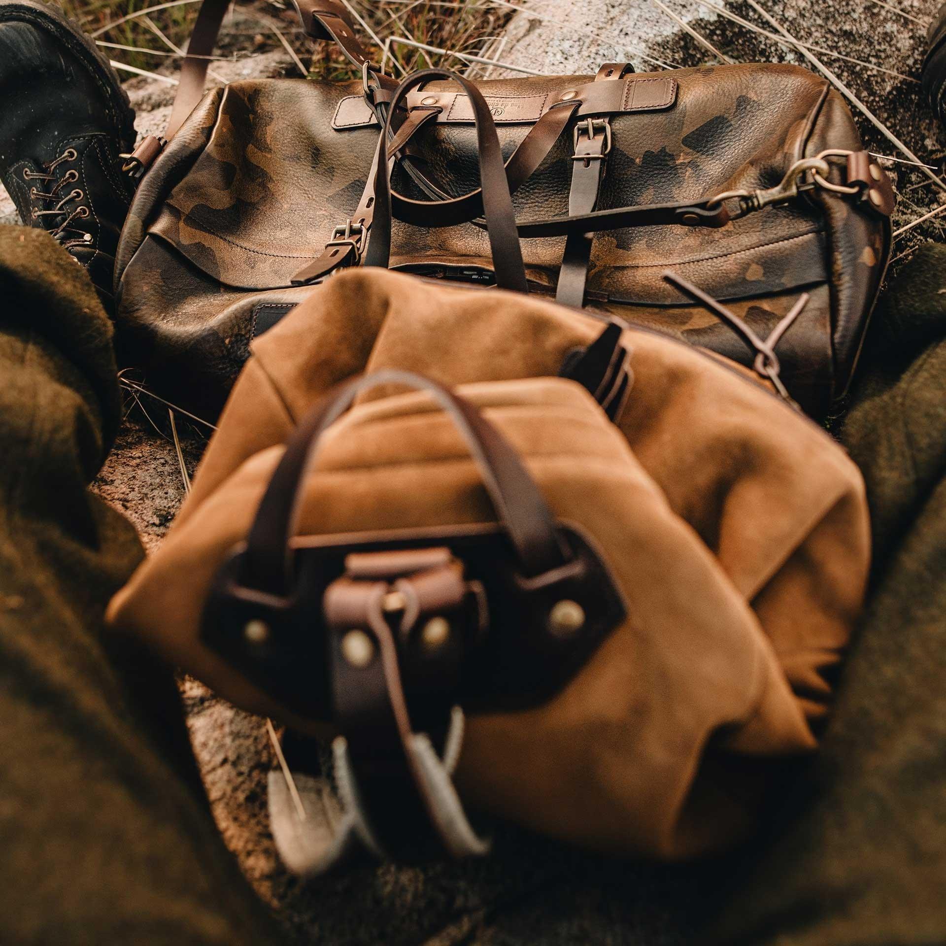 Bivouac travel bag - Camo (image n°8)