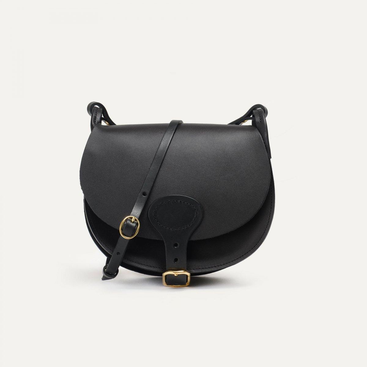 Diane M Gibecière bag - Black (image n°1)