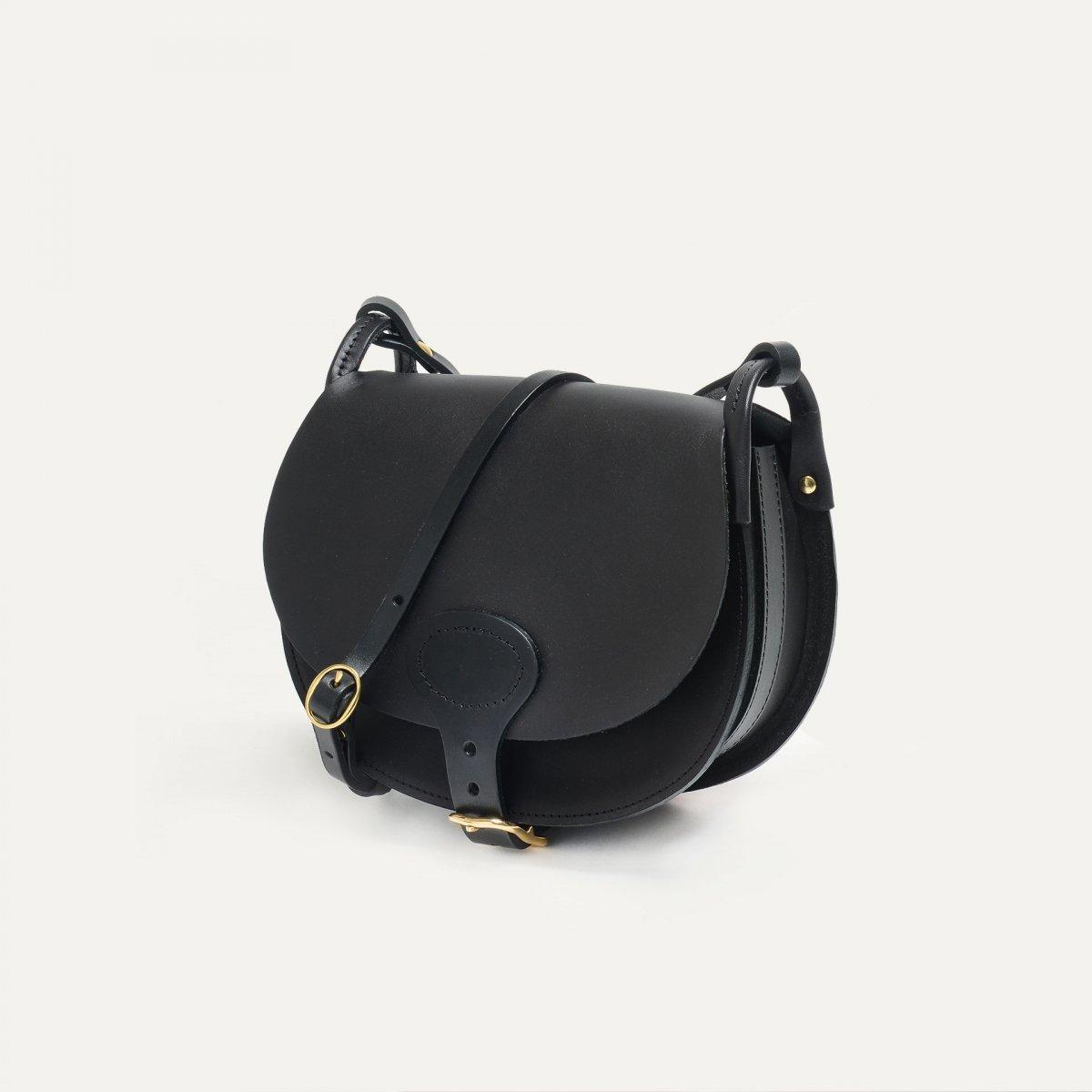 Diane M Gibecière bag - Black (image n°2)
