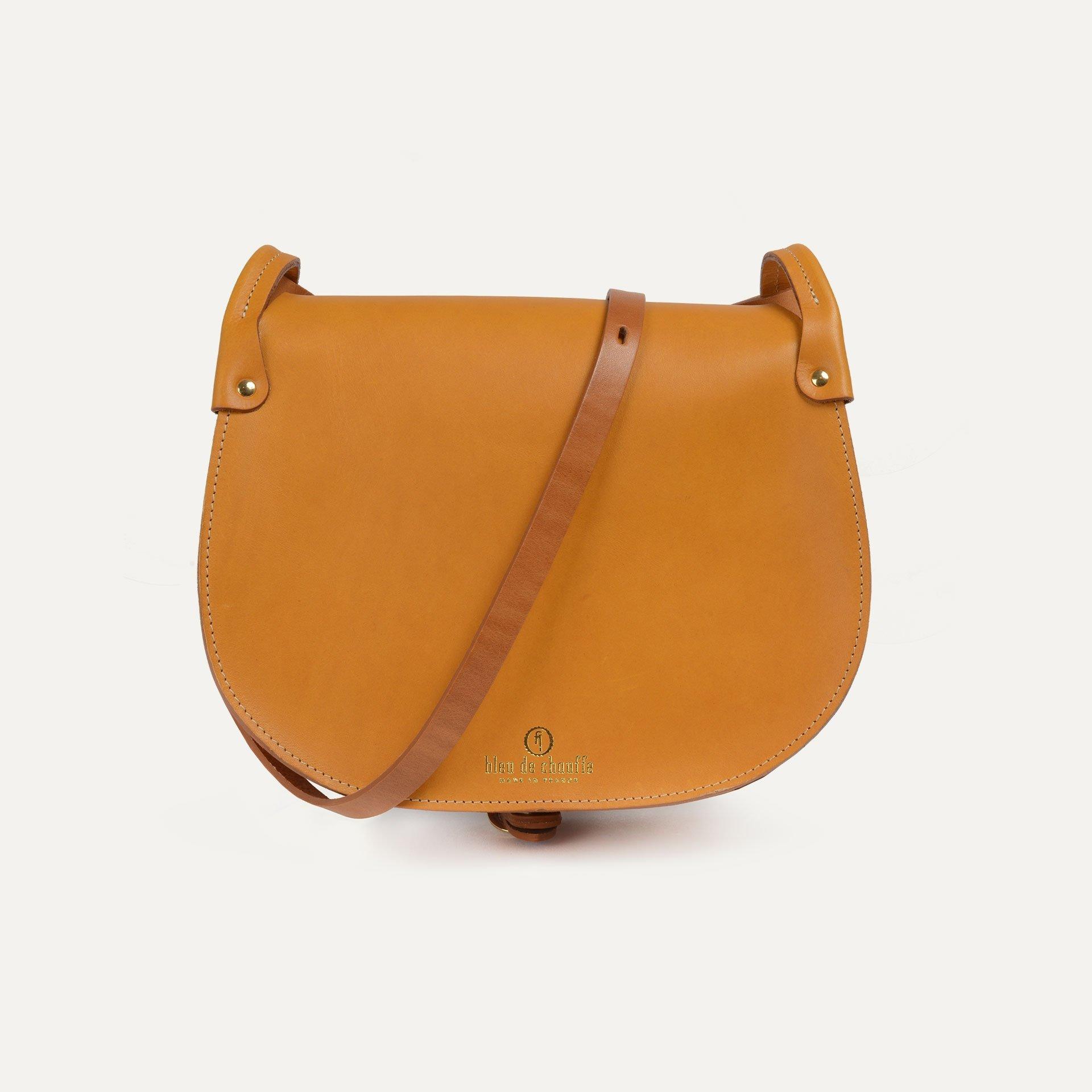 Diane L Gibecière bag - Honey (image n°4)