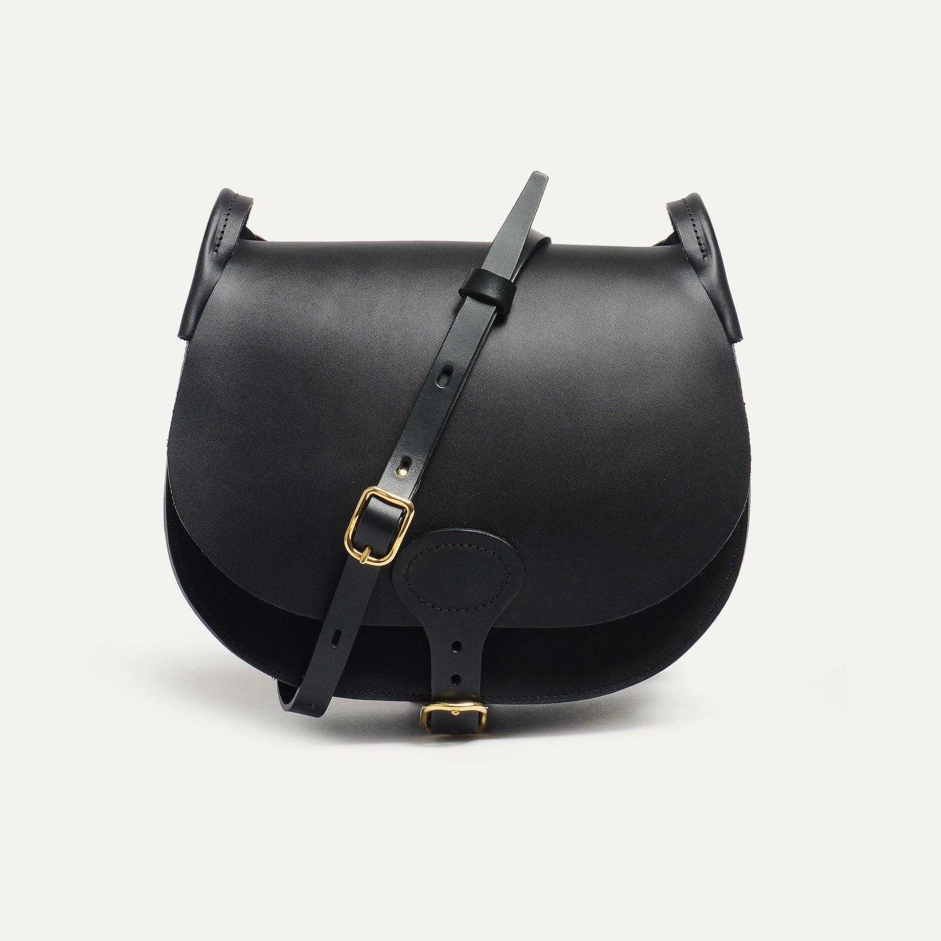 Diane L Gibecière bag - Black (image n°1)