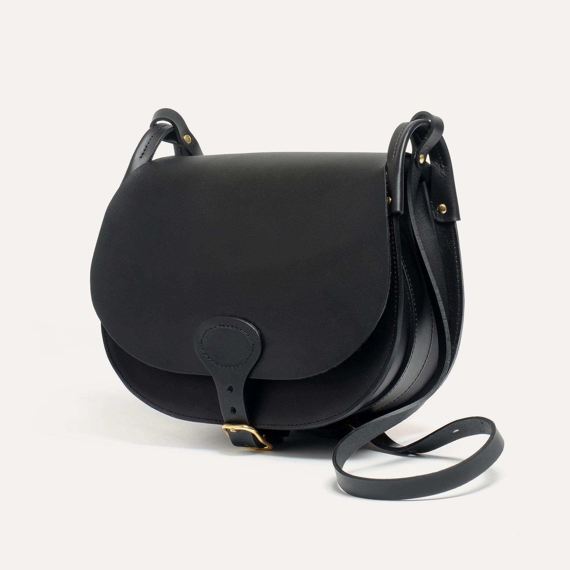 Diane L Gibecière bag - Black (image n°2)