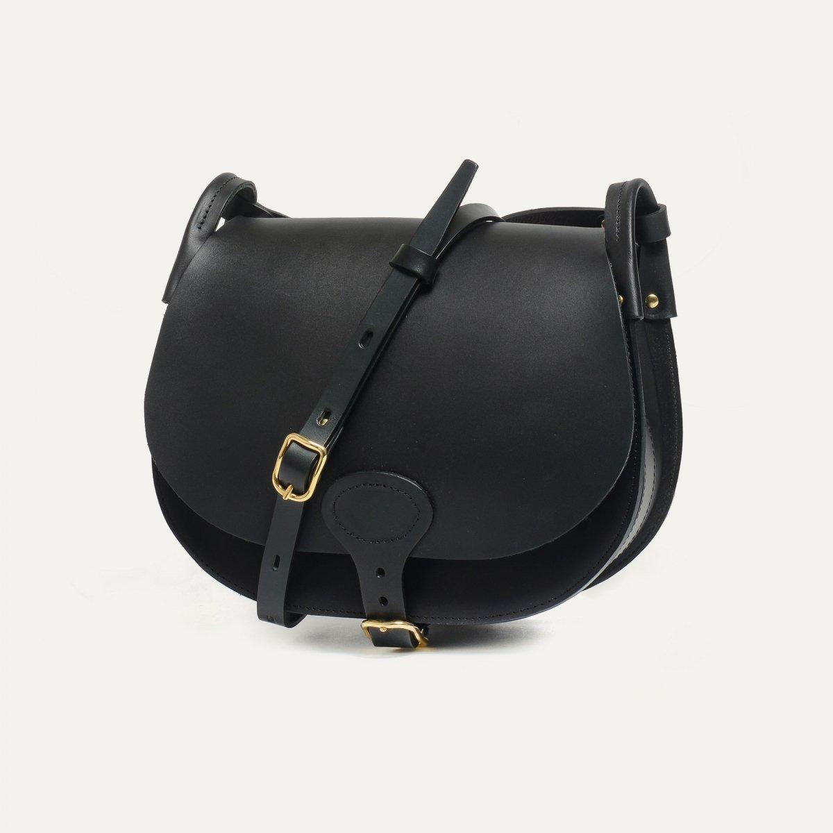 Diane L Gibecière bag - Black (image n°3)