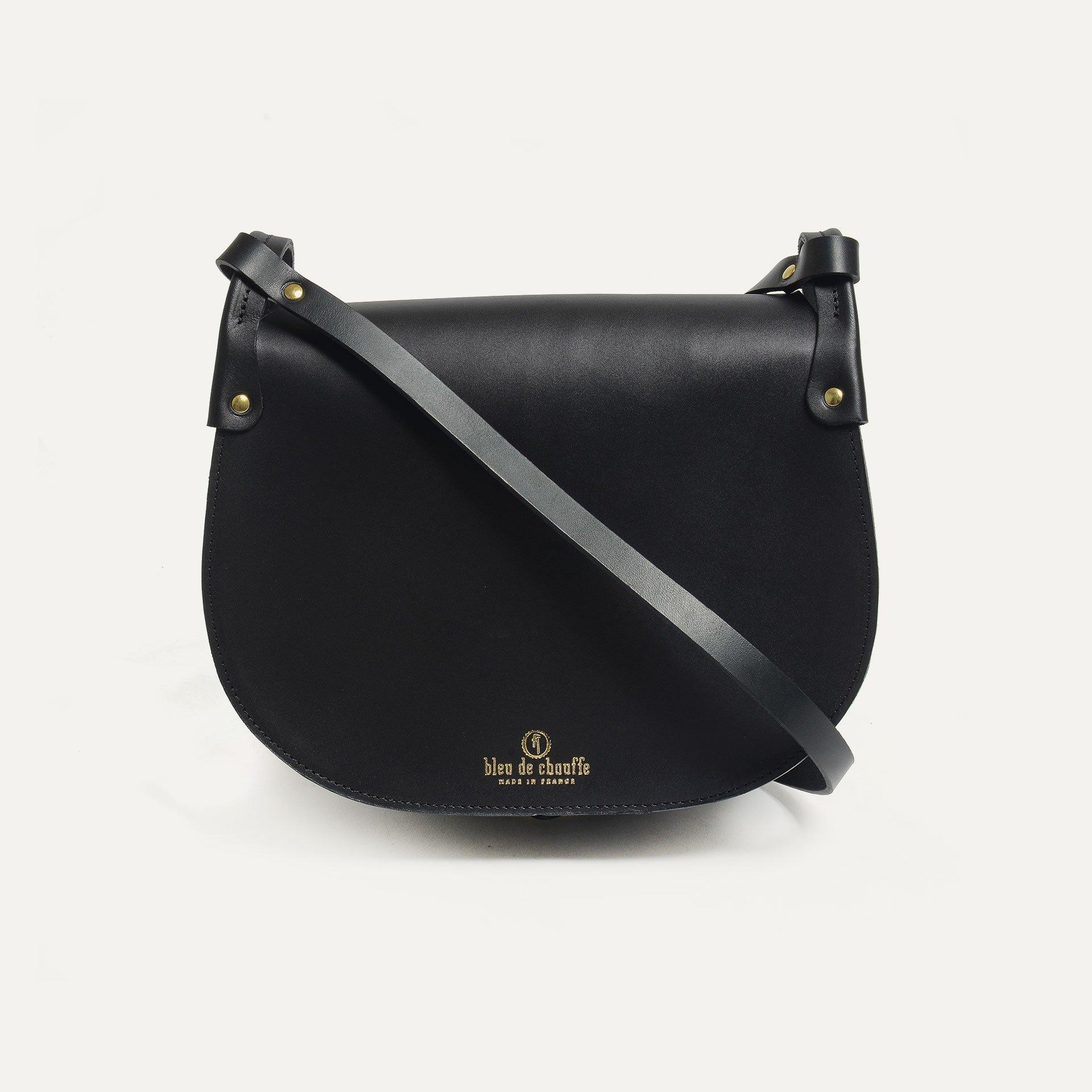 Diane L Gibecière bag - Black (image n°4)