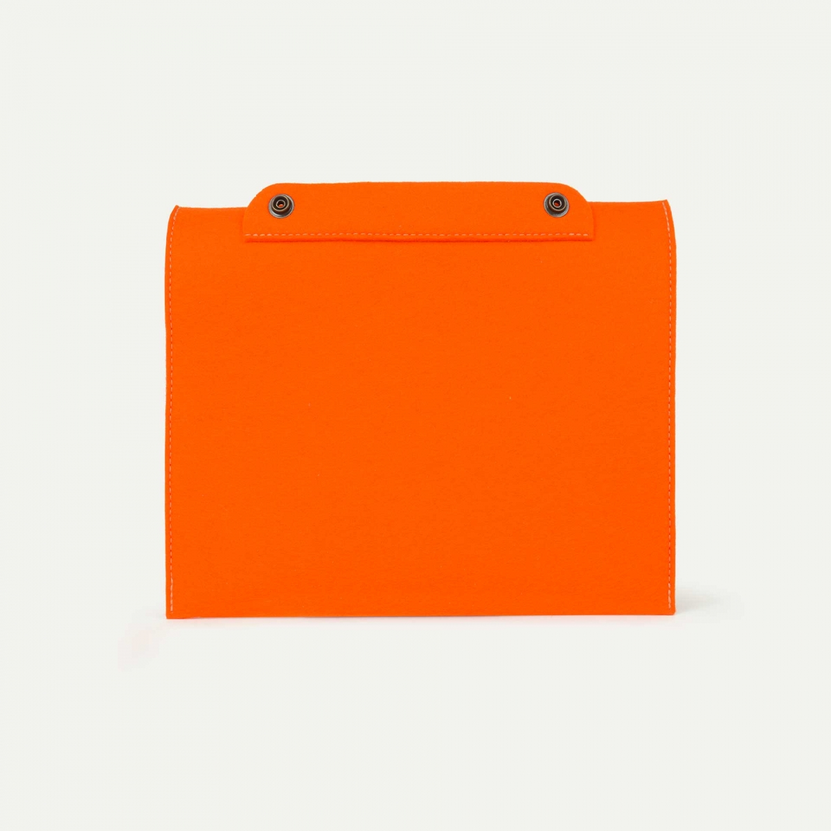 Miky iPad sleeve - Orange Felt (image n°2)