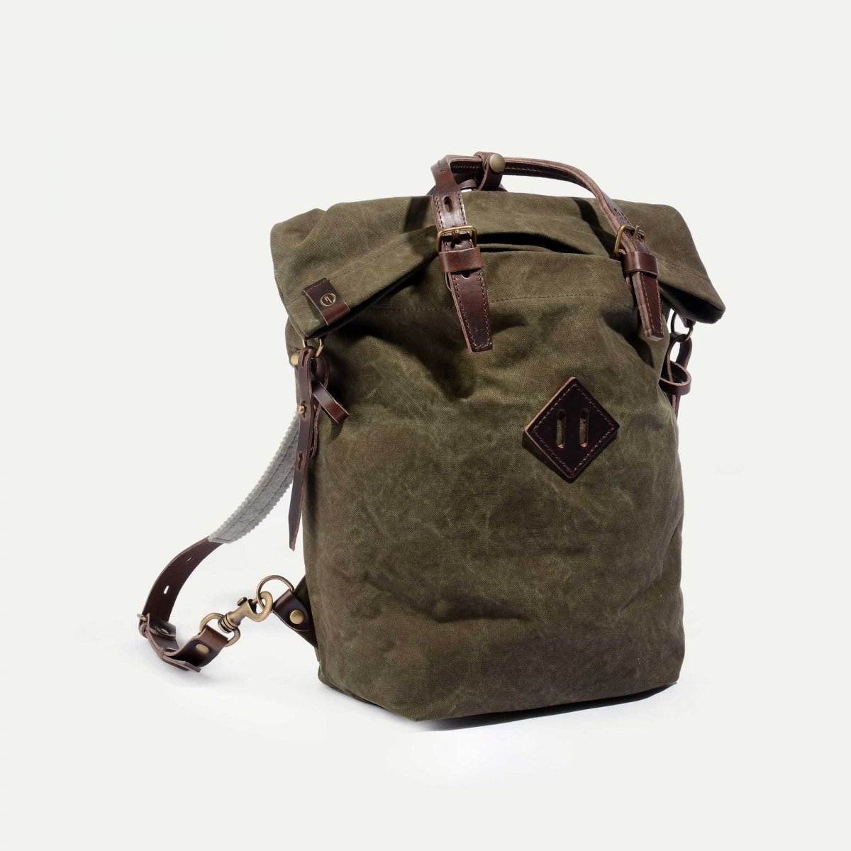 Woody S Backpack - Dark Khaki  (image n°2)