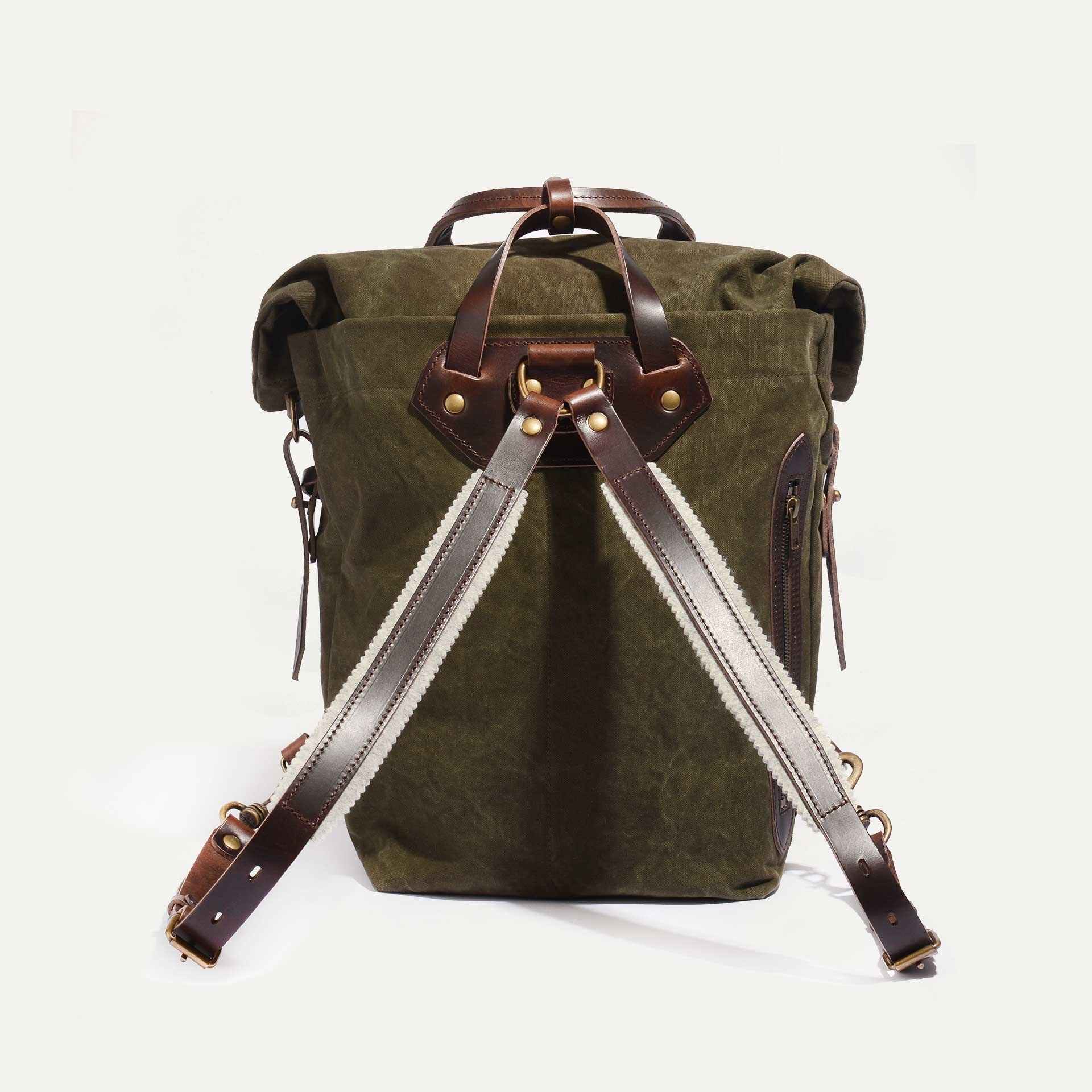 Woody S Backpack - Dark Khaki  (image n°3)