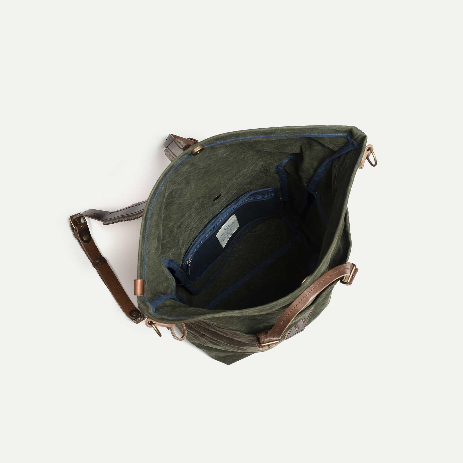 Woody S Backpack - Dark Khaki  (image n°4)
