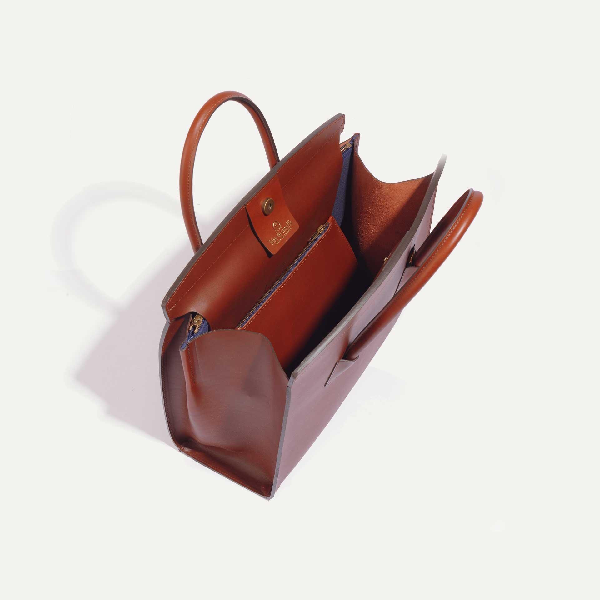 Cabas business Dalva - Rust (image n°4)