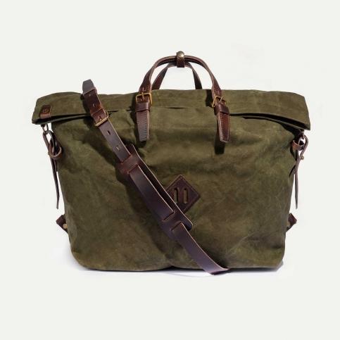 Woody L Backpack - Dark Khaki