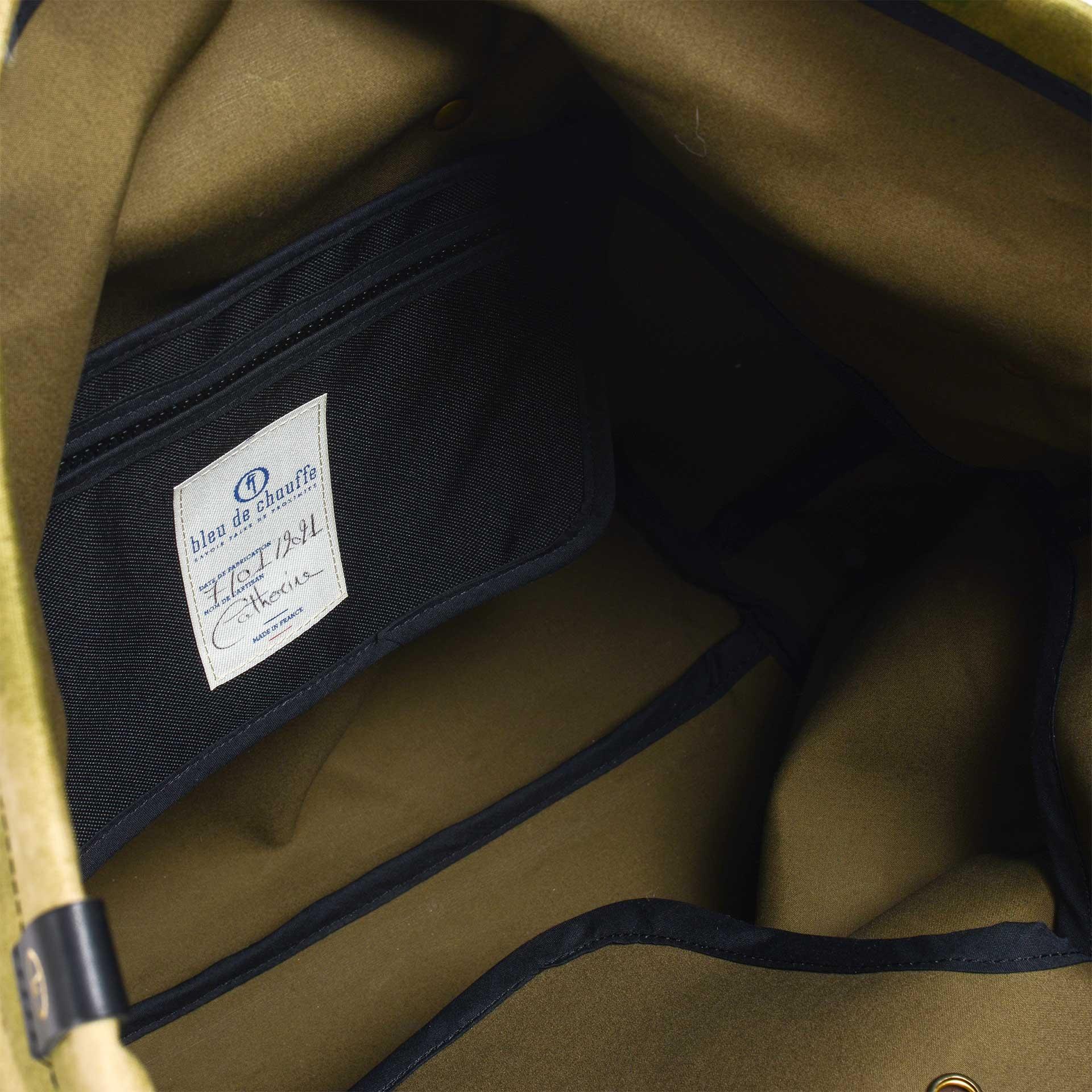 Woody L Backpack - Camo (image n°4)