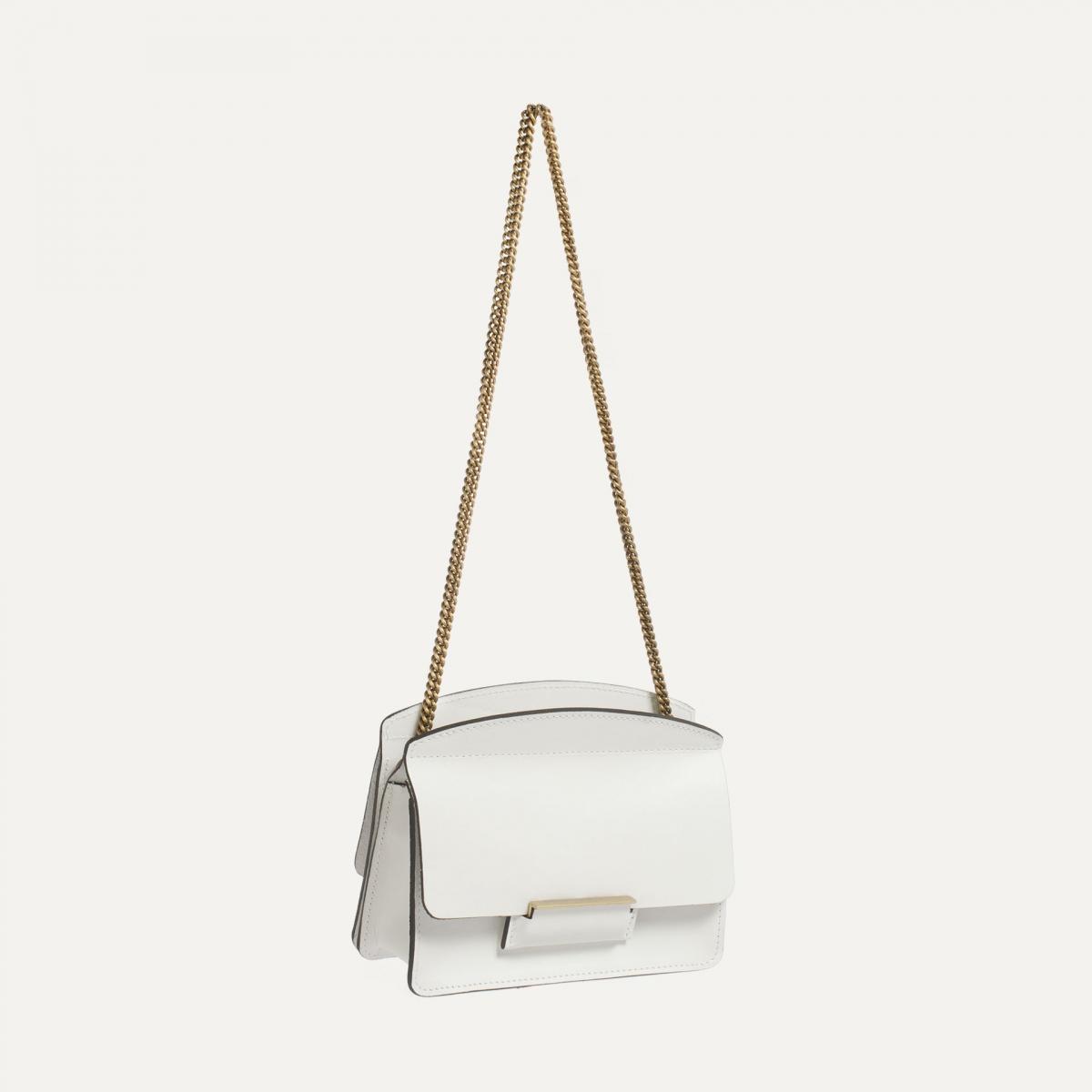 Origami XS clutch bag - White (image n°2)