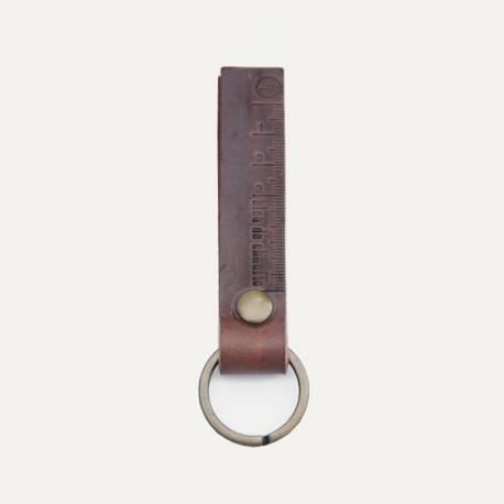 Key ring CM - moka