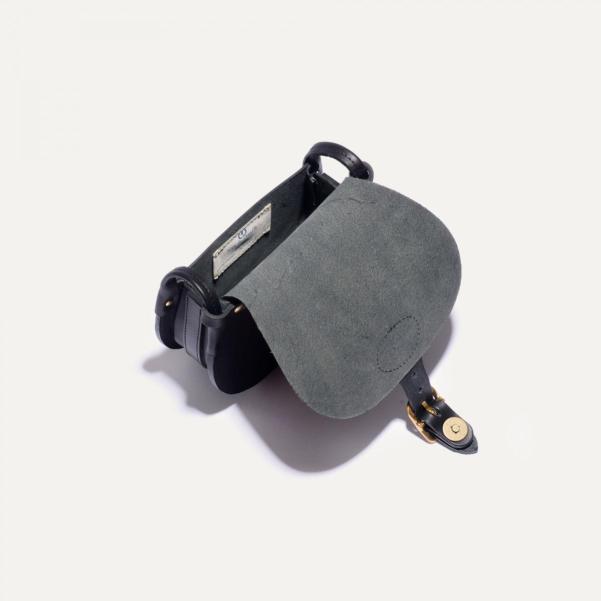 Diane S Gibecière bag - Black (image n°5)