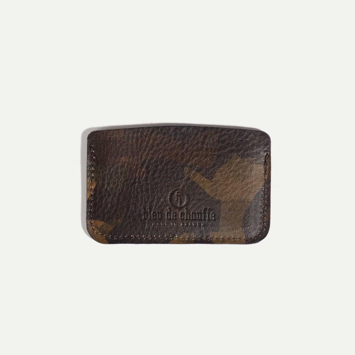 Visamex card holder - Camo (image n°1)