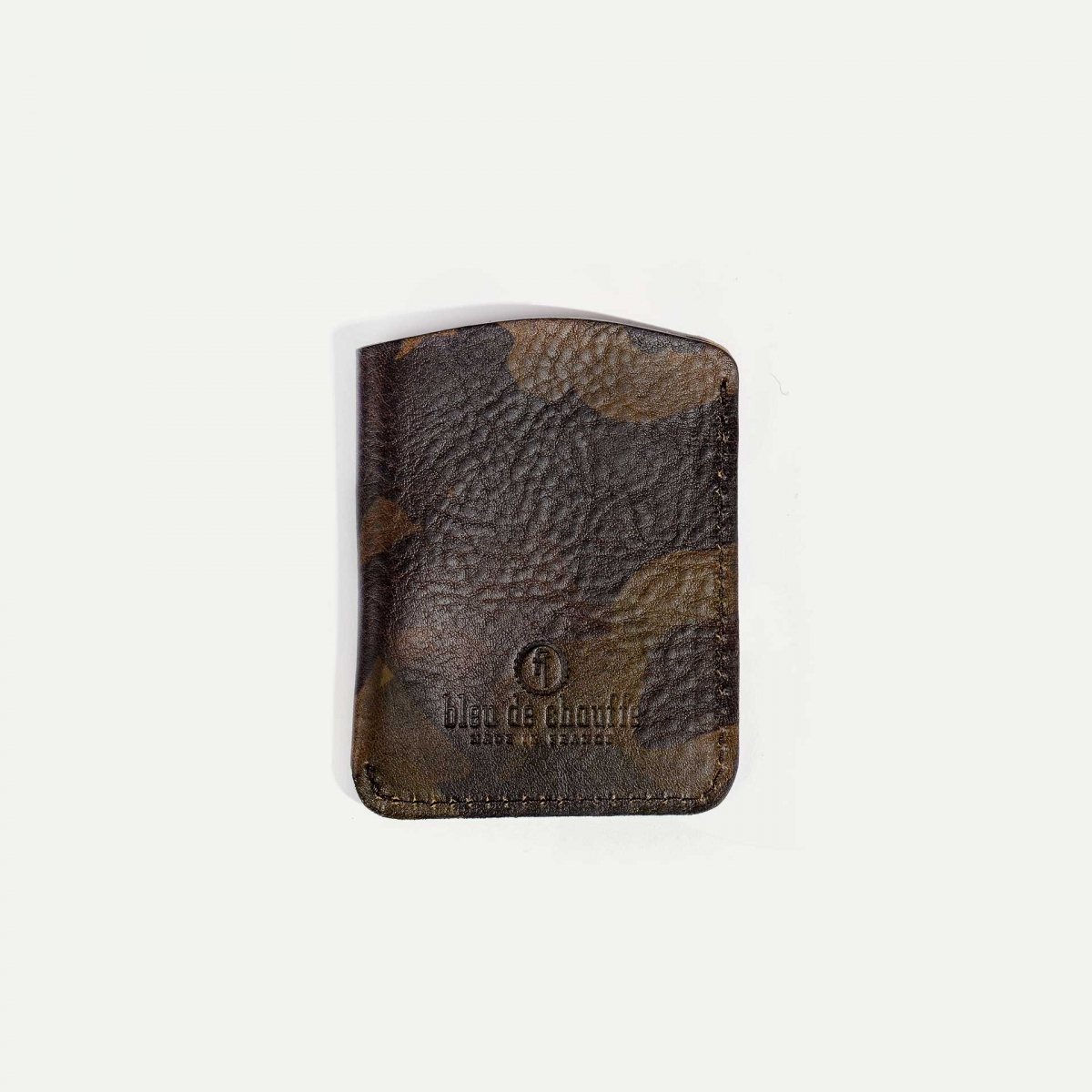 Intro business card holder - Camo (image n°1)