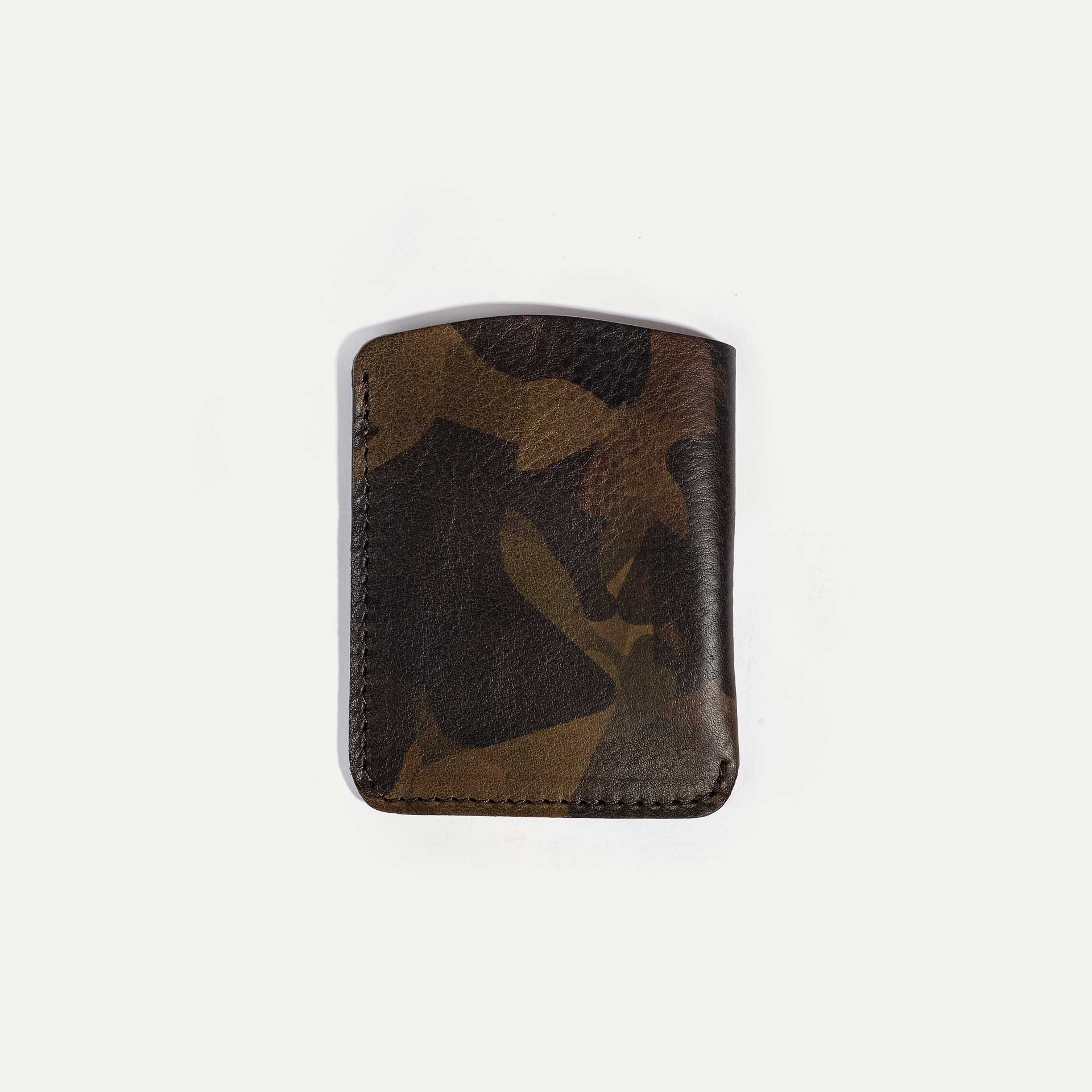 Intro business card holder - Camo (image n°2)