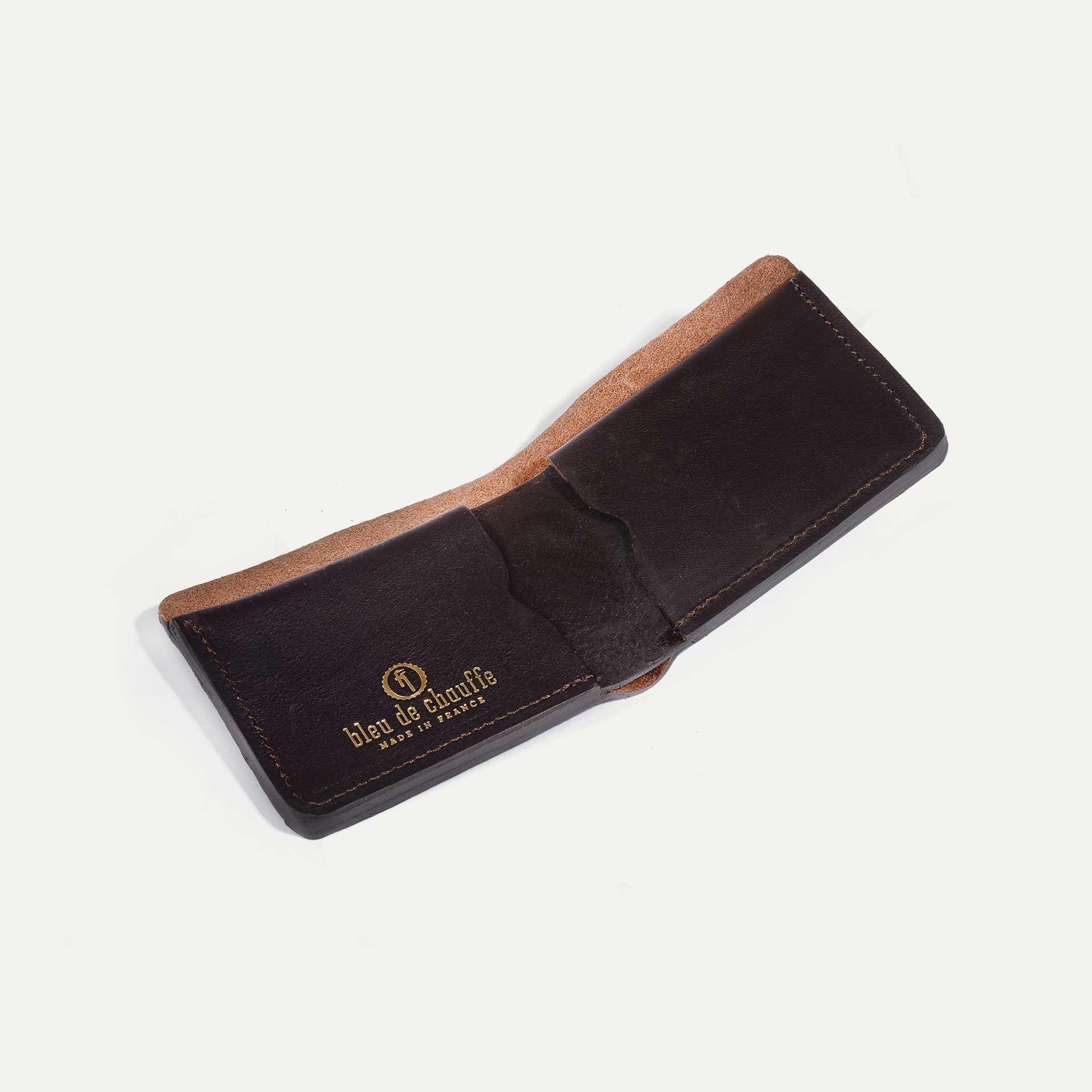 PEZE wallet - Dark Brown (image n°3)