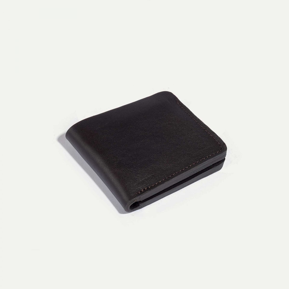 PEZE wallet - Dark Brown (image n°4)