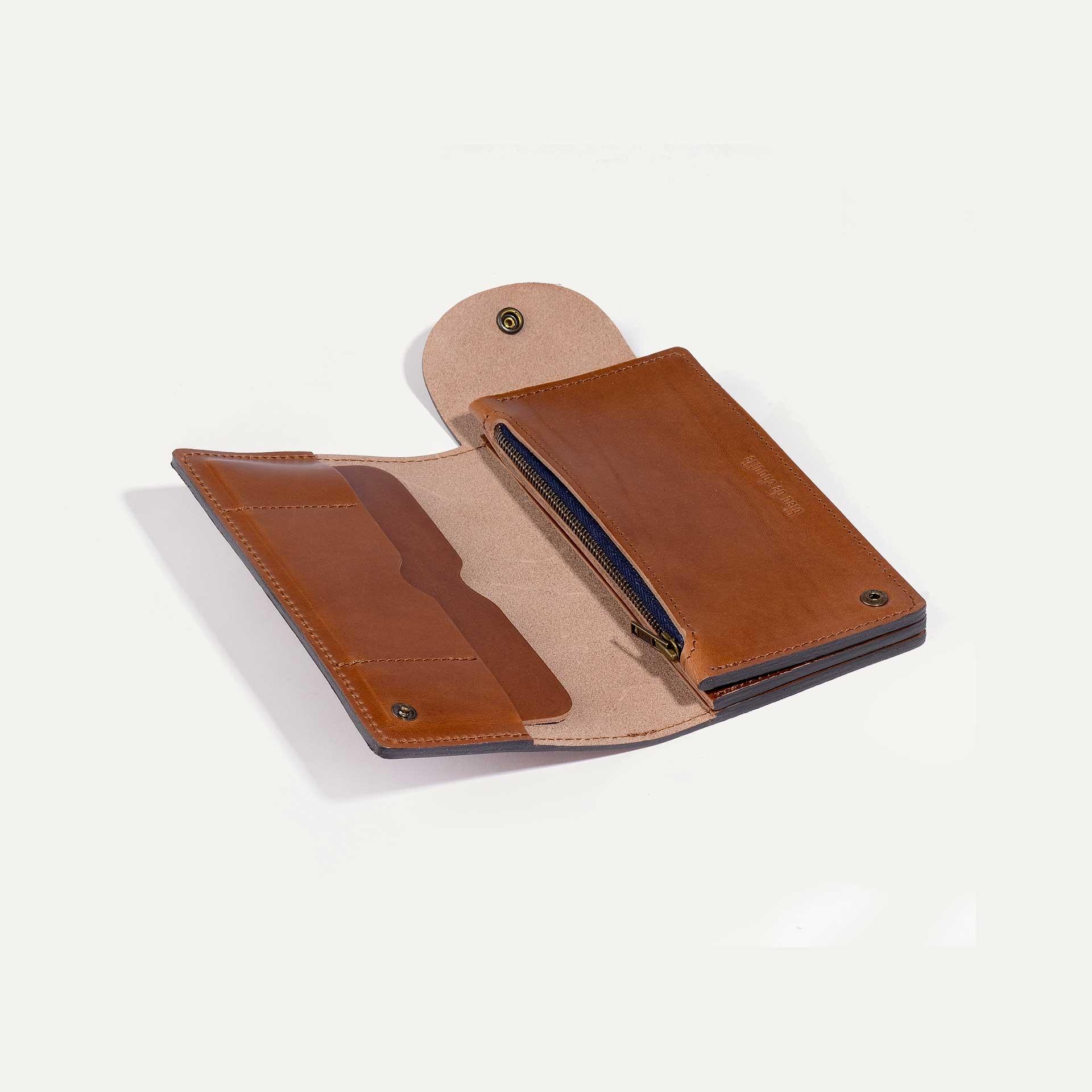 Corto wallet - Pain Brûlé (image n°4)