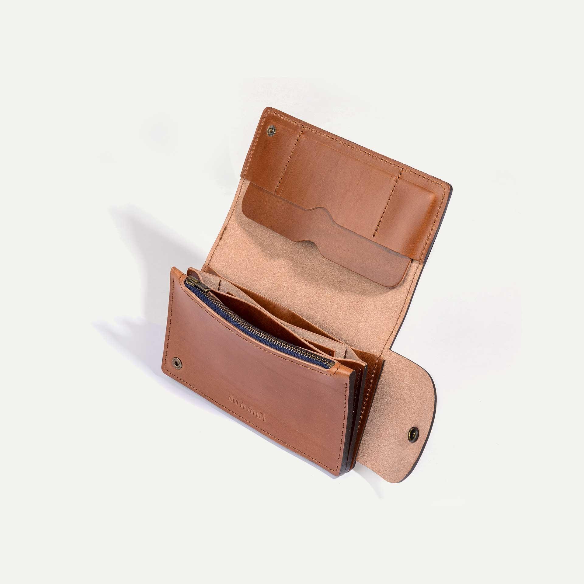 Corto wallet - Pain Brûlé (image n°6)