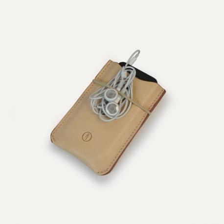 I phone protection Polo - Natural