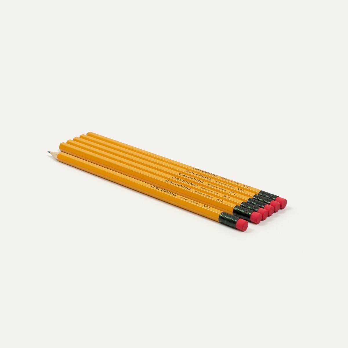 Crayon de Bois -  Set de 6 crayons (image n°2)