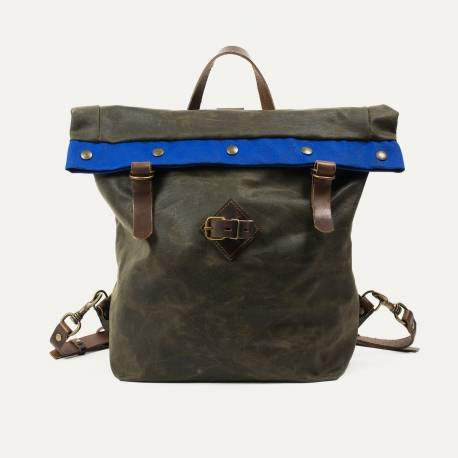 Blitz Motorcycles Scout Backpack  - khaki